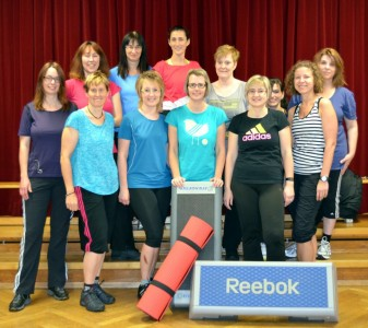 AerobicTurngruppe1
